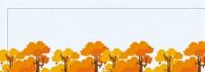 PSD设计素材 树