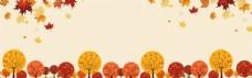 PSD设计素材 树林