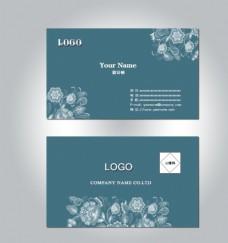 PSD名片设计模板
