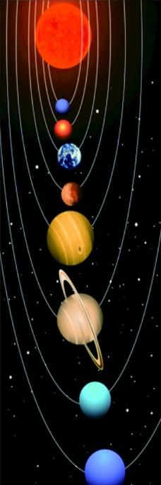 银河系海报 银河系