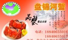 盘锦河蟹效果图