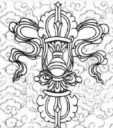 佛教金刚杵