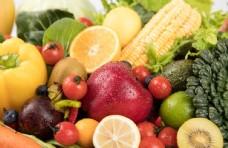 新鲜果蔬组合
