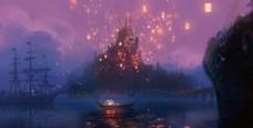 江船火烛明