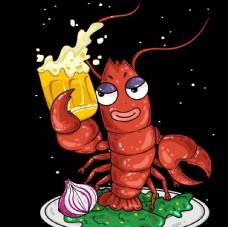 啤酒小龙虾