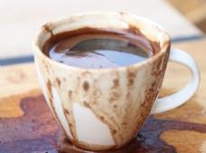 香浓黑咖啡