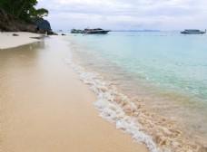 泰国海边沙滩