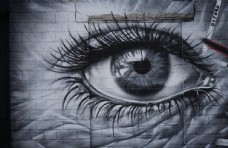 眼睛 桌面壁纸 唯美图片