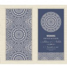 婚礼卡片名片