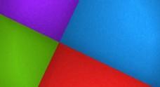 彩色三角背景