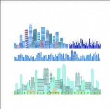 城市剪影 城市 剪影