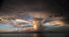 壮观自然天灾