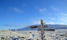 芬兰唯美雪景