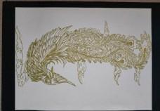 中国传统装饰艺术作品