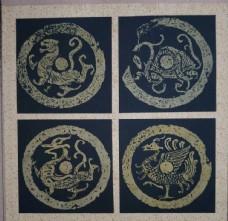 中国传统装饰图案纹样