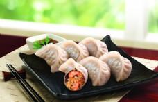 虾仁三鲜饺