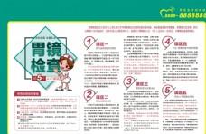 医院胃镜室宣传胃镜检查的五个误