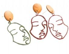 韩国时尚耳环