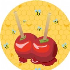 蜂蜜棒棒糖