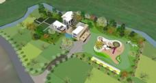 乡野风格幼儿园