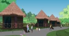 全福庄园农场景观规划