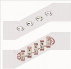 学校楼梯文化