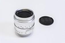 银色镜头高清素材简洁背景特写