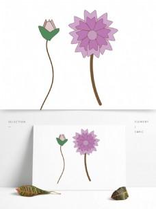 花朵花瓣素材原创