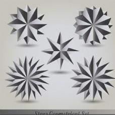 几何装饰图标