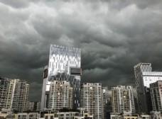 深圳爆风雨