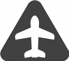 前方飞机场