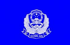 公安 警察 警徽矢量图 警徽