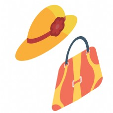美女用的包包帽子