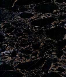 雅典黑金花大理石贴图纹理素材