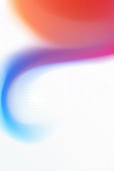 彩色创意科技光效背景