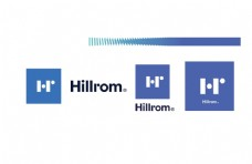 Hillrom 标志