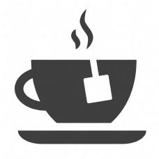 一杯奶茶饮品