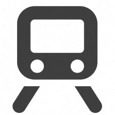 出行的卡通火车