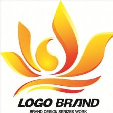 荷花logo