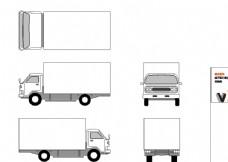 VI车辆-廂式货车
