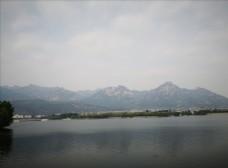 泰安 泰山 天平湖公园 公园