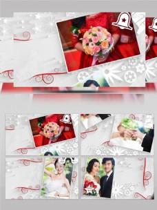 西式传统婚礼婚庆风格电子相册