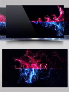 logo炫酷展示视频模板