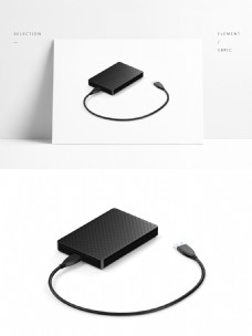数码电子设备模型