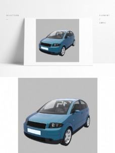 家用汽车3D模型