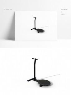 健身器材模型png空底图
