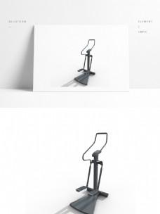 现代运动器材模型