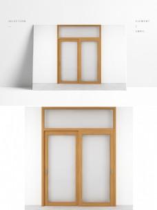通用木门展示场景