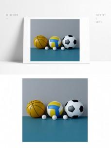 运动健身3d模型
