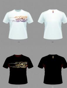 中国风T恤汉